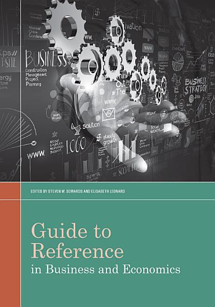 Guide to Reference in Business and Economics PDF
