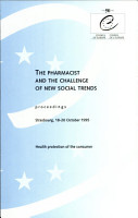 The Pharmacist and the Challenge of New Social Trends PDF