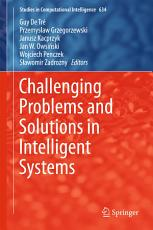 Challenging Problems and Solutions in Intelligent Systems PDF