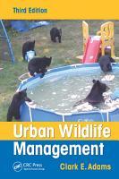 Urban Wildlife Management PDF