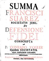 Summa Franc. Suárez de actibus humanis