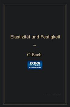 Elastizit  t und Festigkeit PDF