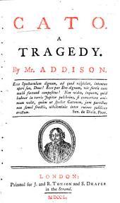 Cato: A Tragedy