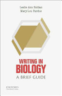 Writing in Biology