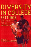 Diversity in College Settings PDF
