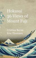 Hokusai 36 Views of Mount Fuji