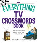 The Everything TV Crosswords Book PDF