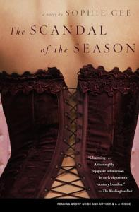 The Scandal of the Season Book