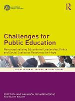 Challenges for Public Education PDF