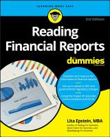 Reading Financial Reports For Dummies PDF