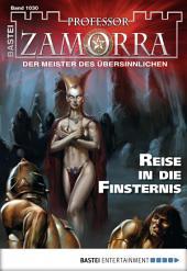 Professor Zamorra - Folge 1030: Reise in die Finsternis