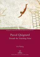 Pascal Quignard PDF
