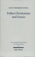 Fr  hes Christentum und Gnosis PDF