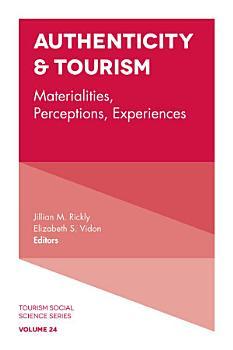 Authenticity   Tourism PDF