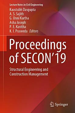 Proceedings of SECON 19 PDF