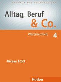 Alltag  Beruf   Co  4  W  rterlernheft PDF