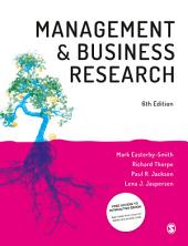 Management and Business Research: Edition 6