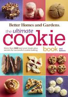 Better Homes and Gardens The Ultimate Cookie Book  Second Edition PDF