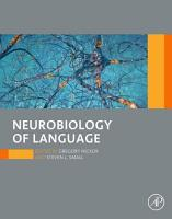 Neurobiology of Language PDF