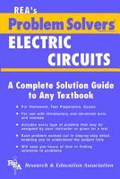 Electric Circuits Problem Solver PDF