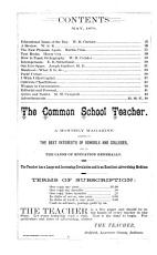 The Common School Teacher PDF