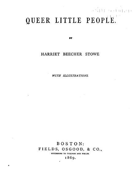 Queer Little People