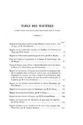 Archives des Missions Scientifiques et Littéraires. 3eme Série: Volumes5à6
