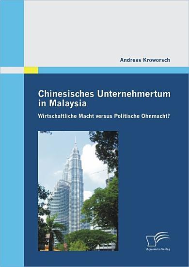 Chinesisches Unternehmertum in Malaysia PDF