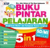 Buku Pintar Pelajaran SD/MI 5 in 1