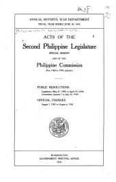 Laws of the First-Fifth Philippine Legislature ...: Issues 1960-1994