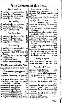 The New Week s Preparation for a Worthy Receiving of the Lord s Supper  as Recommended and Appointed by the Church of England  Consisting of Meditations and Prayers     With Forms of Examination  and Confession of Sins  and a Companion at the Altar    The Twentieth Edition