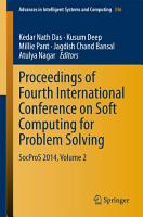 Proceedings of Fourth International Conference on Soft Computing for Problem Solving PDF