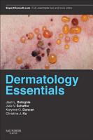 Dermatology Essentials E  Book PDF
