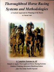 Thoroughbred Horse Racing Systems and Methodologies PDF