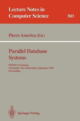 Parallel Database Systems PDF