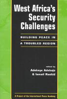 West Africa s Security Challenges PDF
