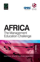 Africa: The Management Education Challenge