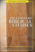Preliminary biblical studies PDF
