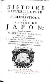 Histoire naturelle, civile et ecclésiastique de l'Empire du Japon