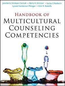 Handbook of Multicultural Counseling Competencies Book