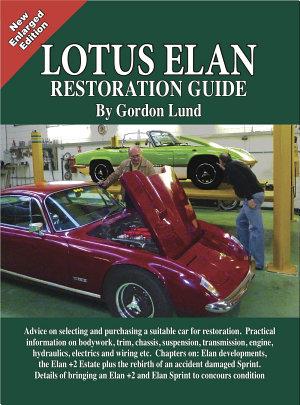 Lotus Elan   A Restoration Guide