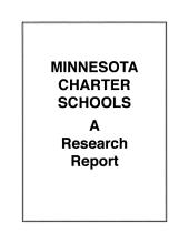 Minnesota Charter Schools PDF