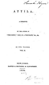 Attila: a romance, Volume 2