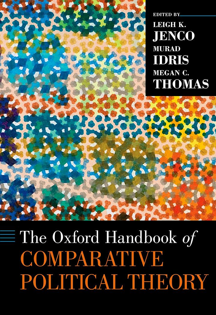 The Oxford Handbook of Comparative Political Theory