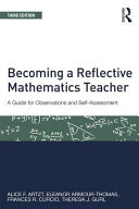 Becoming a Reflective Mathematics Teacher: How to use the model