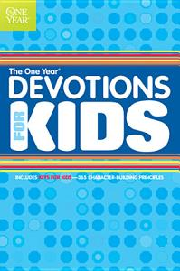 The One Year Devotions for Kids  1 Book