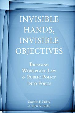 Invisible Hands  Invisible Objectives PDF