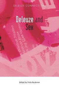 Deleuze and Sex PDF