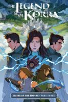 The Legend of Korra  Ruins of the Empire Part Three PDF