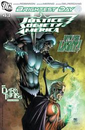 Justice Society of America (2006-) #43